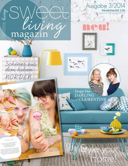 Sweet Living Magazin