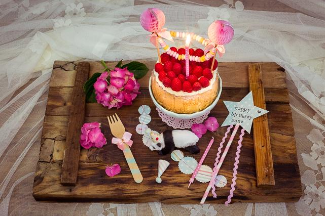 Anne's Geburtstagskuchen