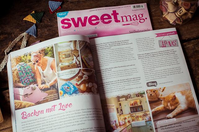 sweetmag Ausgabe 2/2015