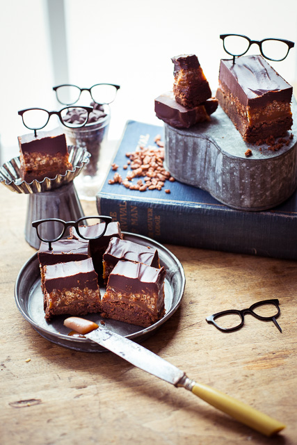"""Die Brillen """"Cake Topper"""" habe ich aus USA"""