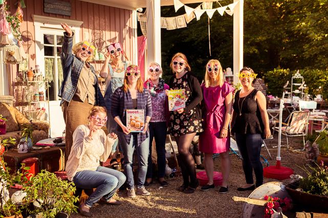 Das Sweet Mag Magazin zu Besuch im Rosa Haus