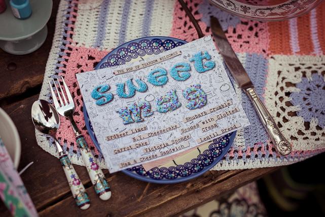 Das spezielle Sweet Mag Menü