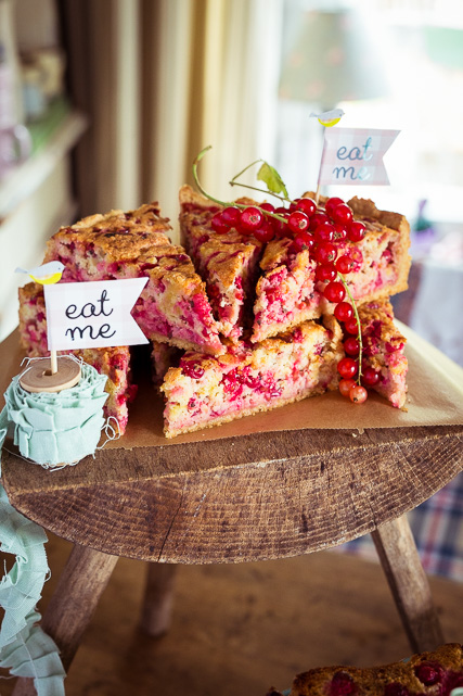 Der Träubleskuchen ist meinem Mann zu sauer :-)