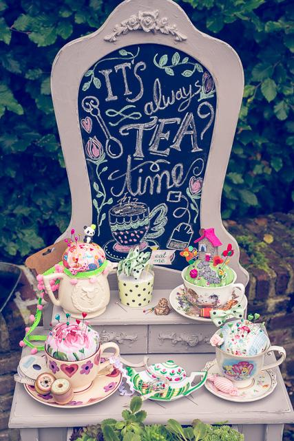 It´s always tea time