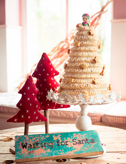 Weihnachtliche Ideen aus dem Rosa Haus