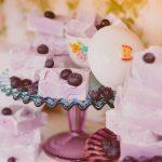 Blueberry Jam Marshmallows
