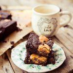 Brownie plus Cookies gleich Brookies