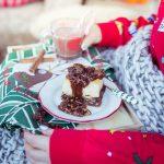 Cheesecake mit karamellisierten Pecannüssen