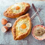 Khachapuri Cheese Bread