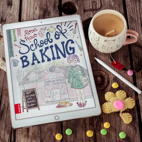 mein neues Backbuch erscheint am 5. Oktober beim ZS Verlag