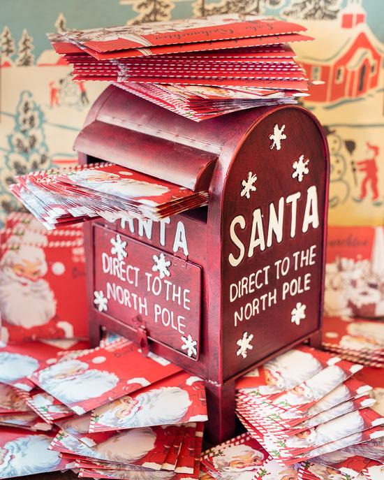 Dein personalisierter Brief vom Weihnachtsmann ist unterwegs