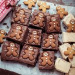 Weihnachts Brownies