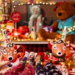 Tschüss Weihnachten 2018