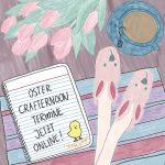 Neue Crafternoon Termine für Ostern