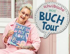 Meine schwäbische Mini Buch-Tour
